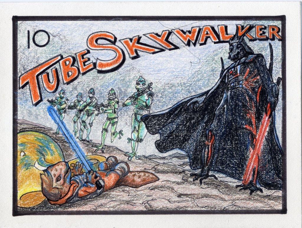 Tube Skywalker