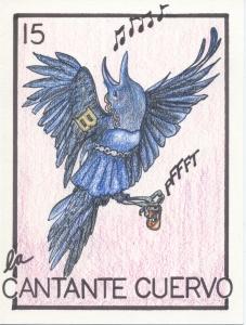 La Cantante Cuervo 2015-Rhiannon