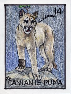 Cantante Puma Photo