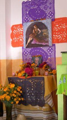 2005 Grandma Jo Altar in Oaxaca